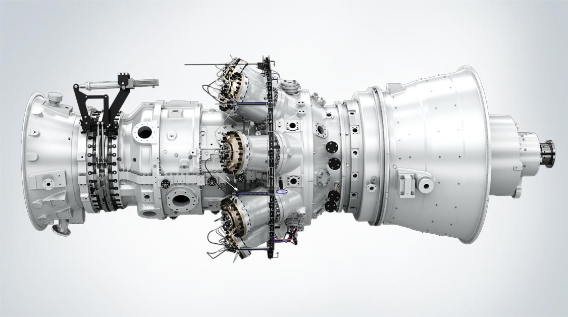SGT-750 工业燃气轮机