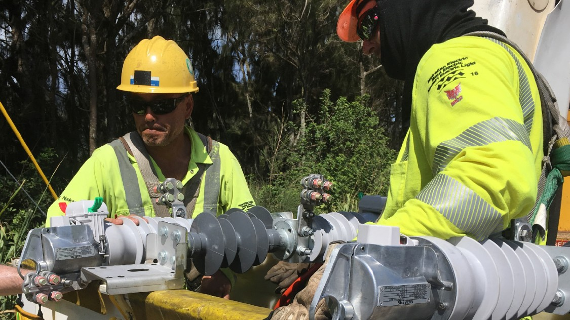 Help when help was needed - Siemens assisted Hawaiian Electric apply Fusesaver to achieve reliability, resiliency goals
