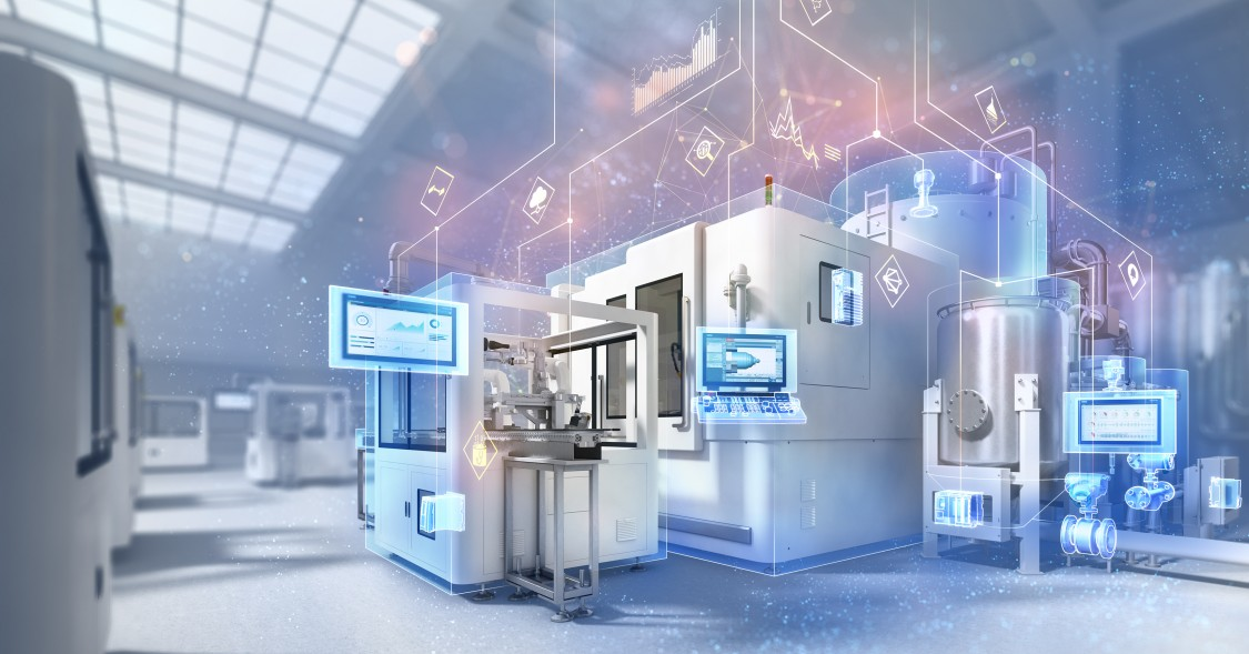 Using Industrial Edge, IT specialists can reduce the risk and effort involved in integrating Edge computing