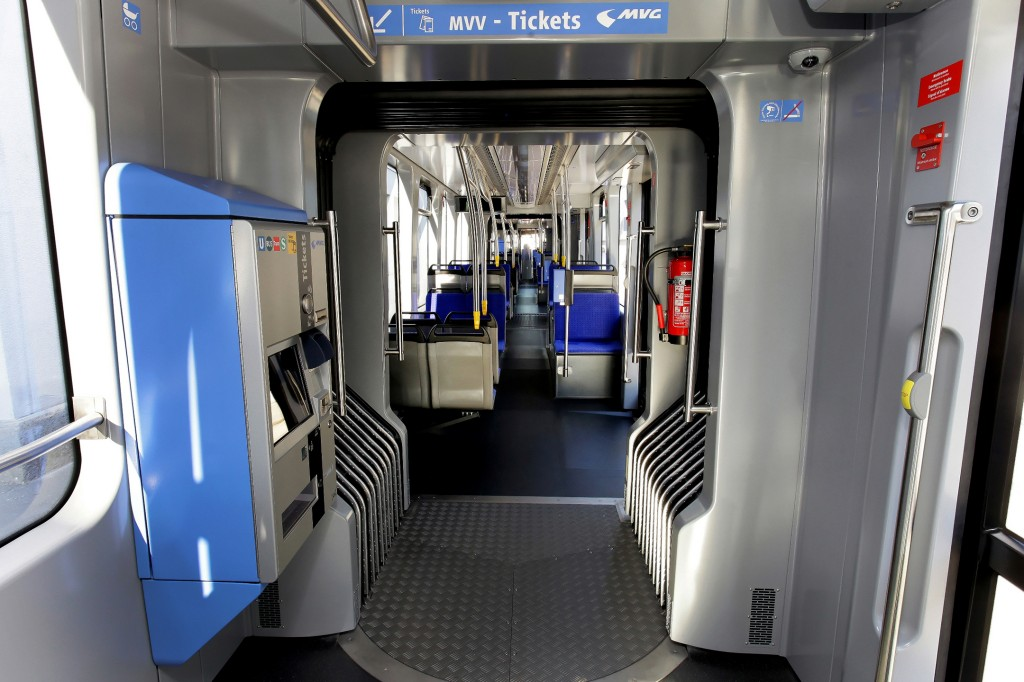 Avenio: A new tram for Munich
