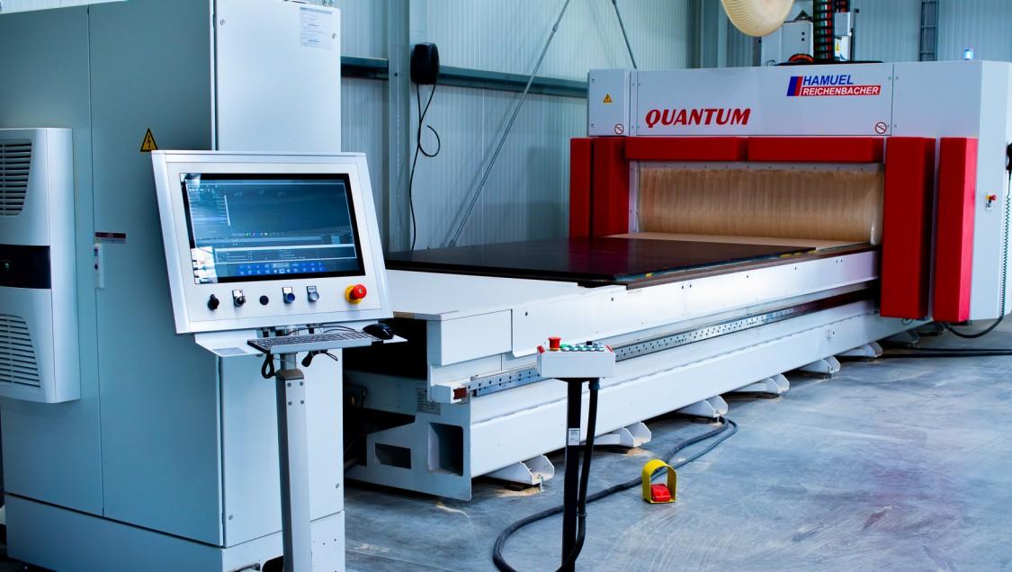 CNC Machining center from Reichenbacher Hamuel