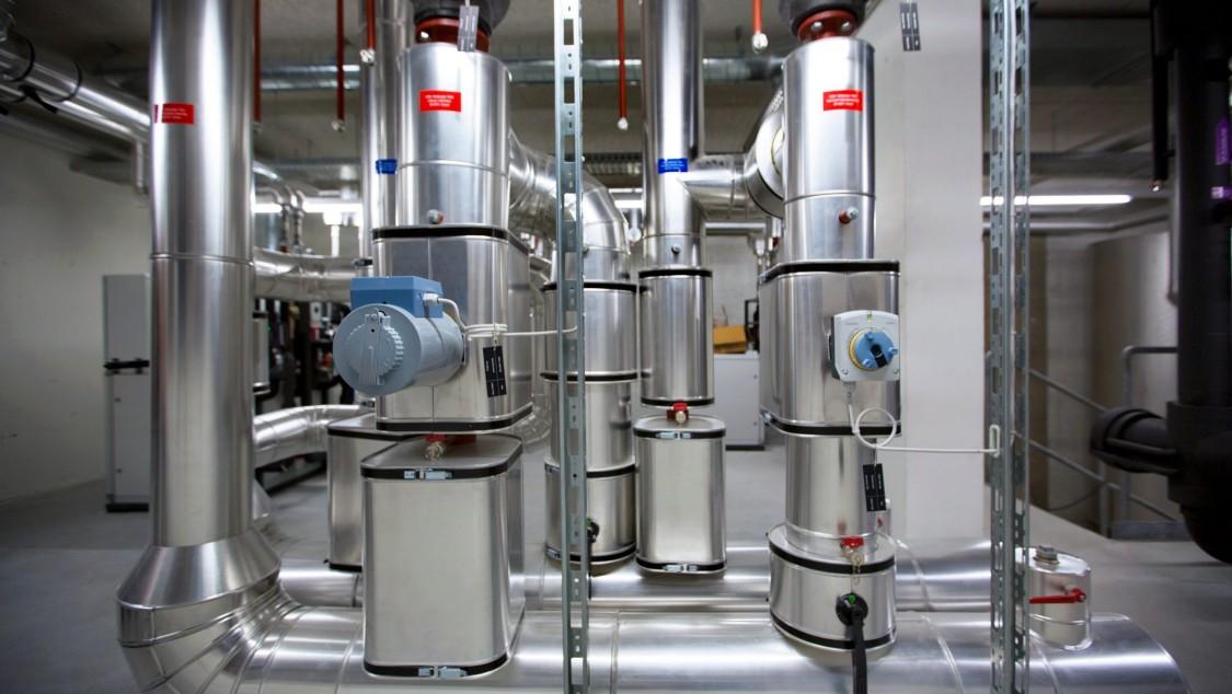 Siemens Produits CVC Chauffage Ventilation Climat Froid