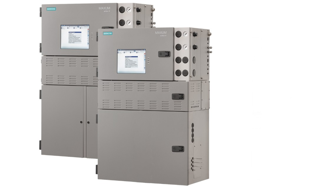 Process Gas Chromatography | Process Analytics | Siemens