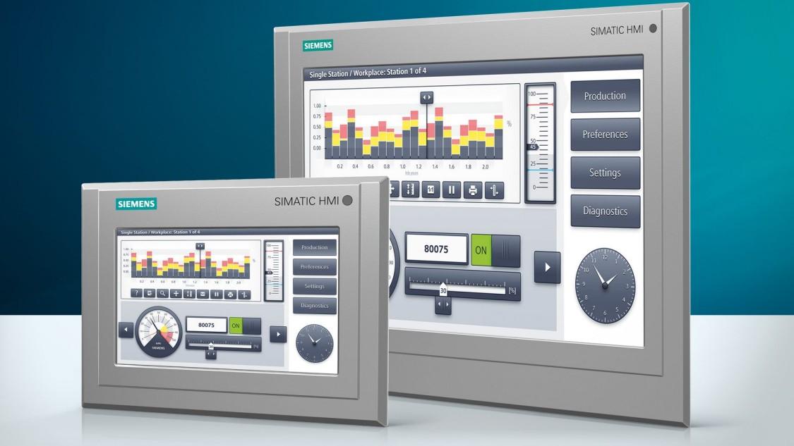 SIMATIC Comfort Panel HMI