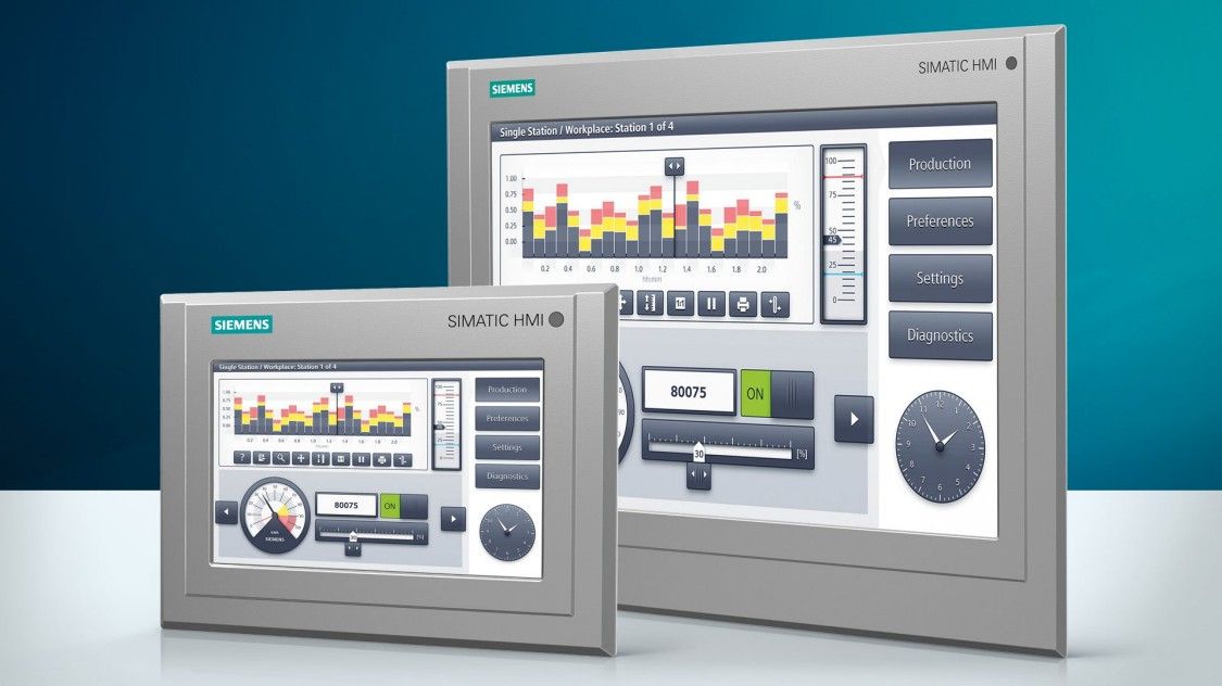 Picture SIMATIC HMI Outdoor Panel