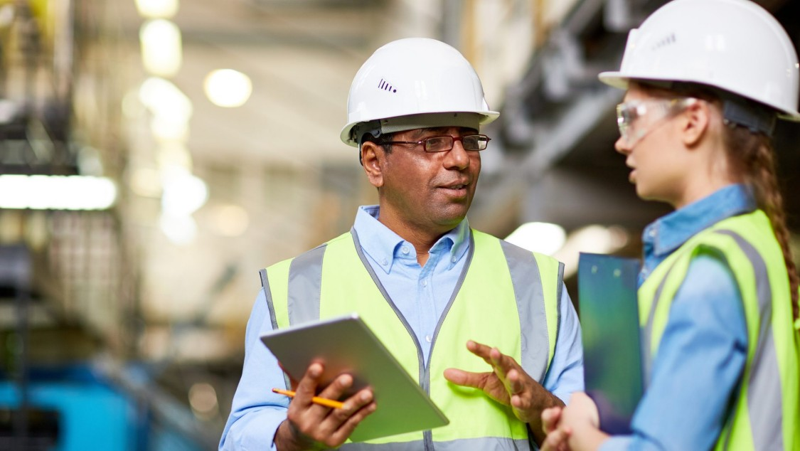 Remote monitoring for arc-flash safety