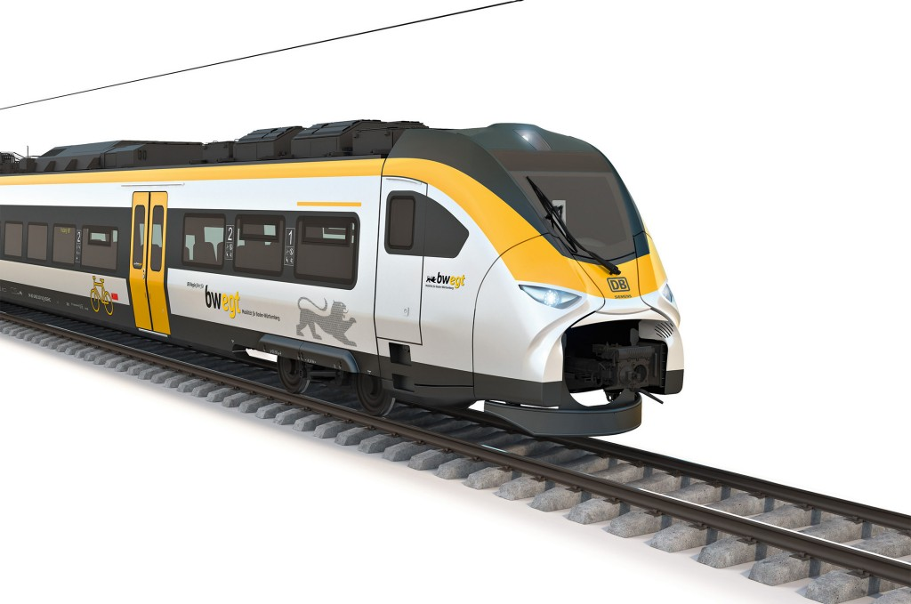 Siemens Mobility delivers seven Mireo trains for DB Regio