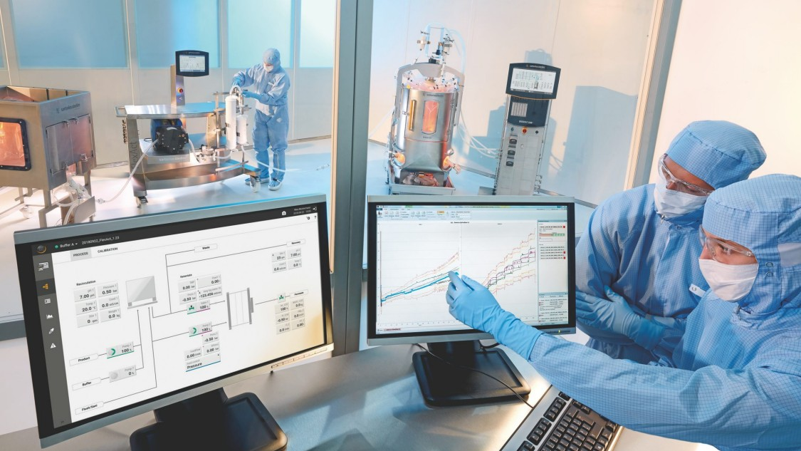 Smart-Bio Manufacturing: next-generation biopharma processes
