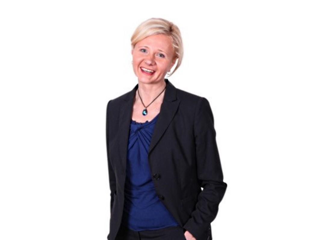 Estonian Cell CFO Siiri Lahe