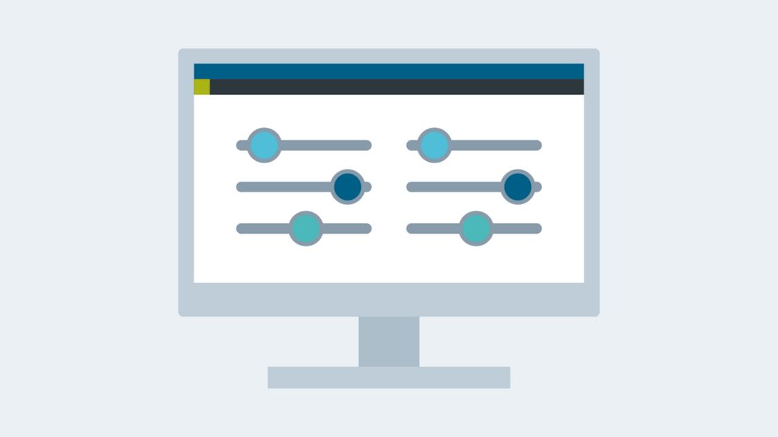 SIMATIC WinCC Unified vereinfacht die Verwaltung von Parametern