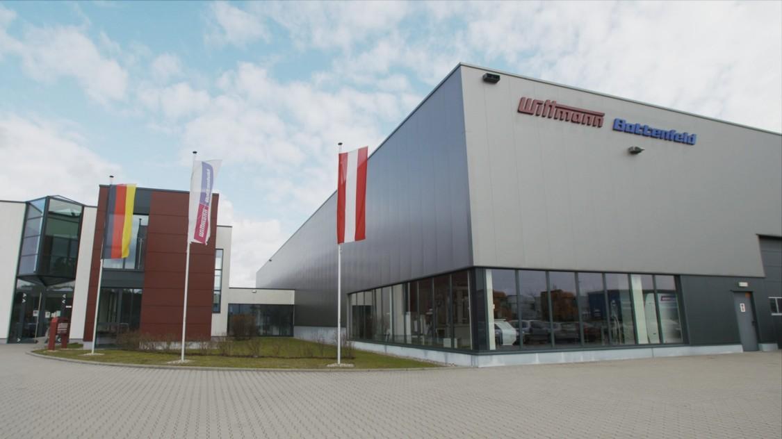 Standort in Nürnberg Wittmann Battenfeld