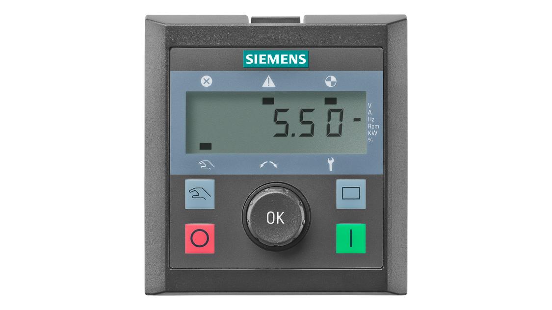 Produktbild Basis-Bedienheinheit SINAMICS Basic Operator Panel BOP