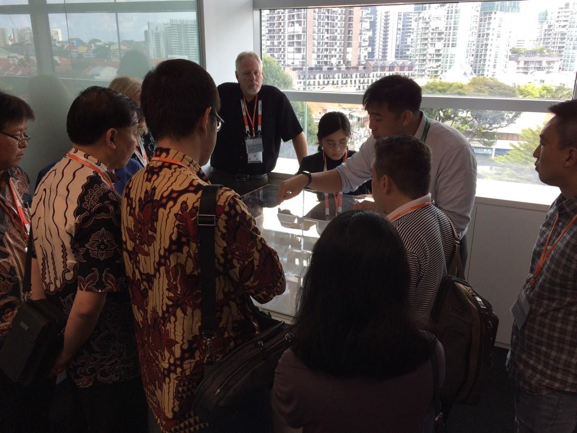 ITAP Tech Tour @Siemens Centre