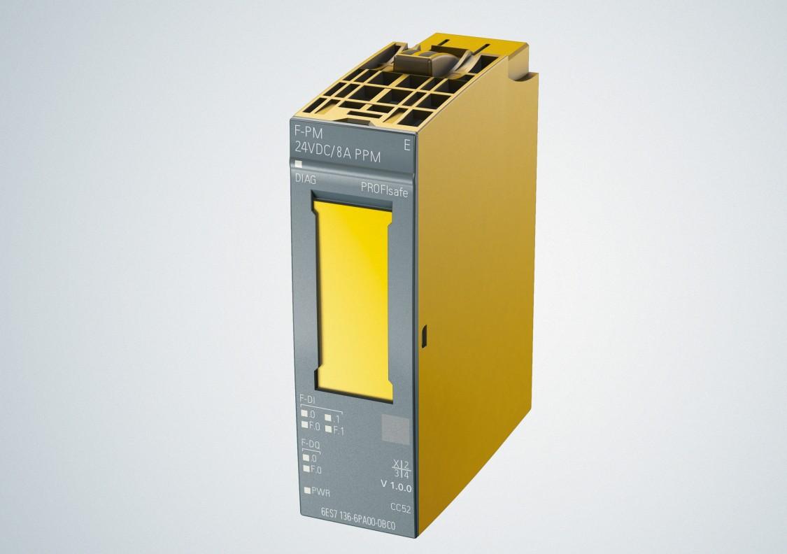 SIMATIC ET 200SP Failsafe Power Module