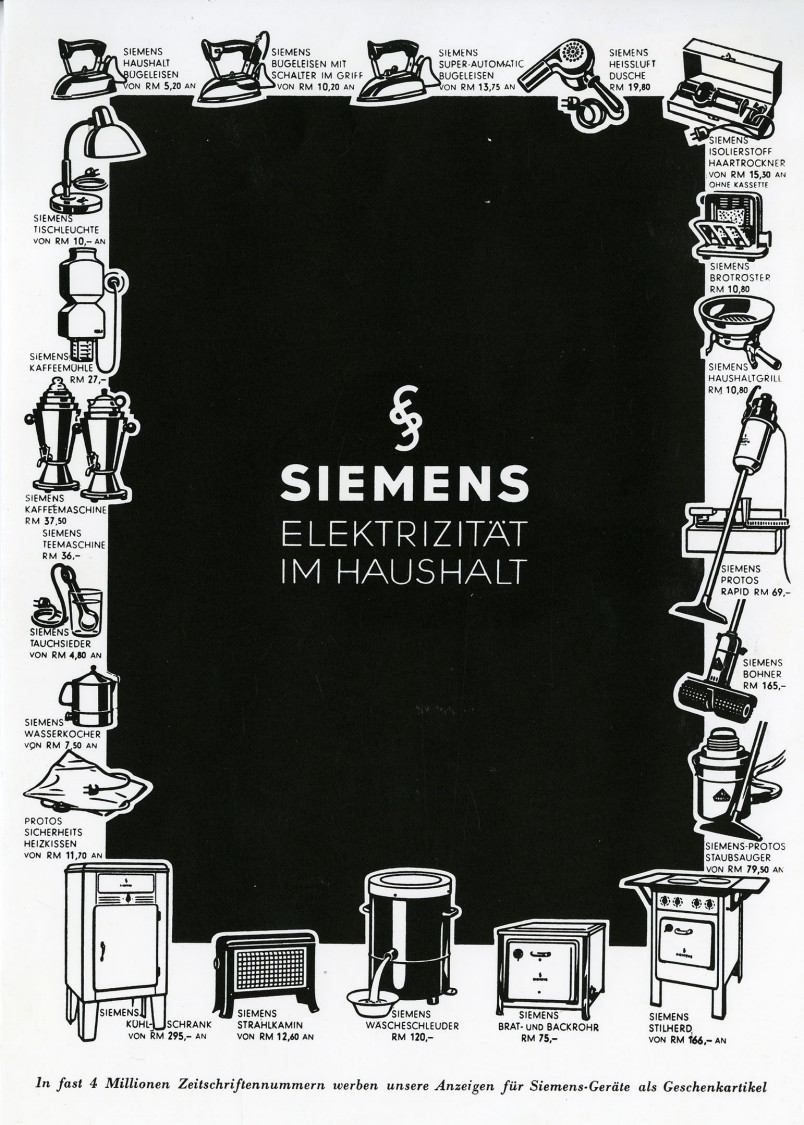 Advertisement, 1936