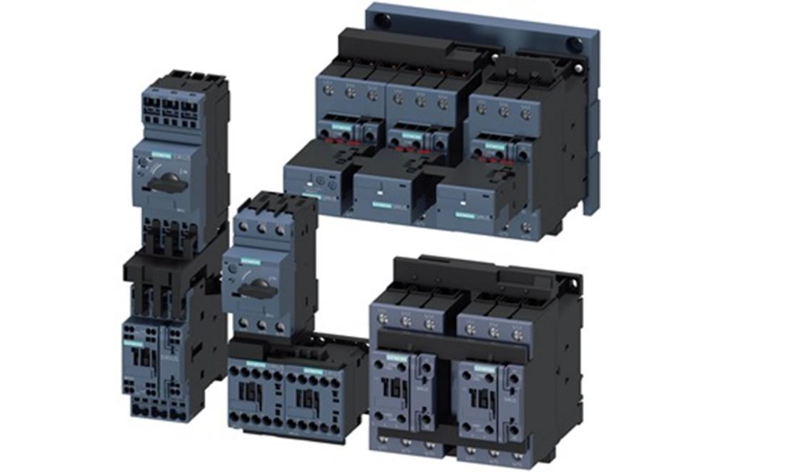 Siemens 3RA2 Compleet samengebouwde motorstarters