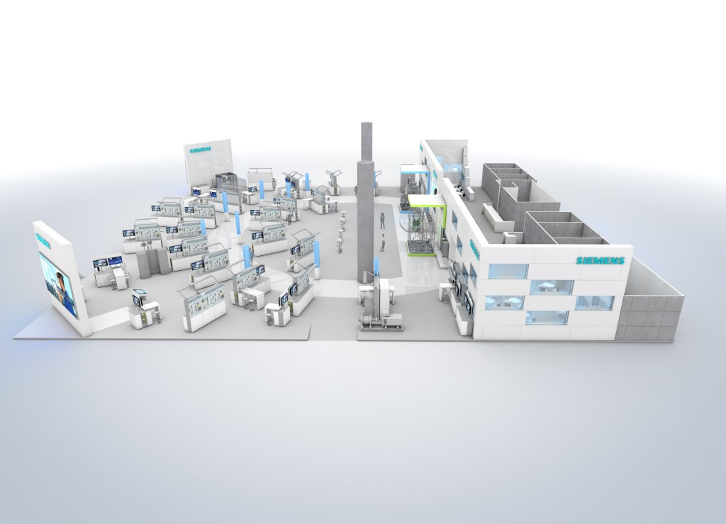 Exploiting digitalization potential in the process industries with Siemens