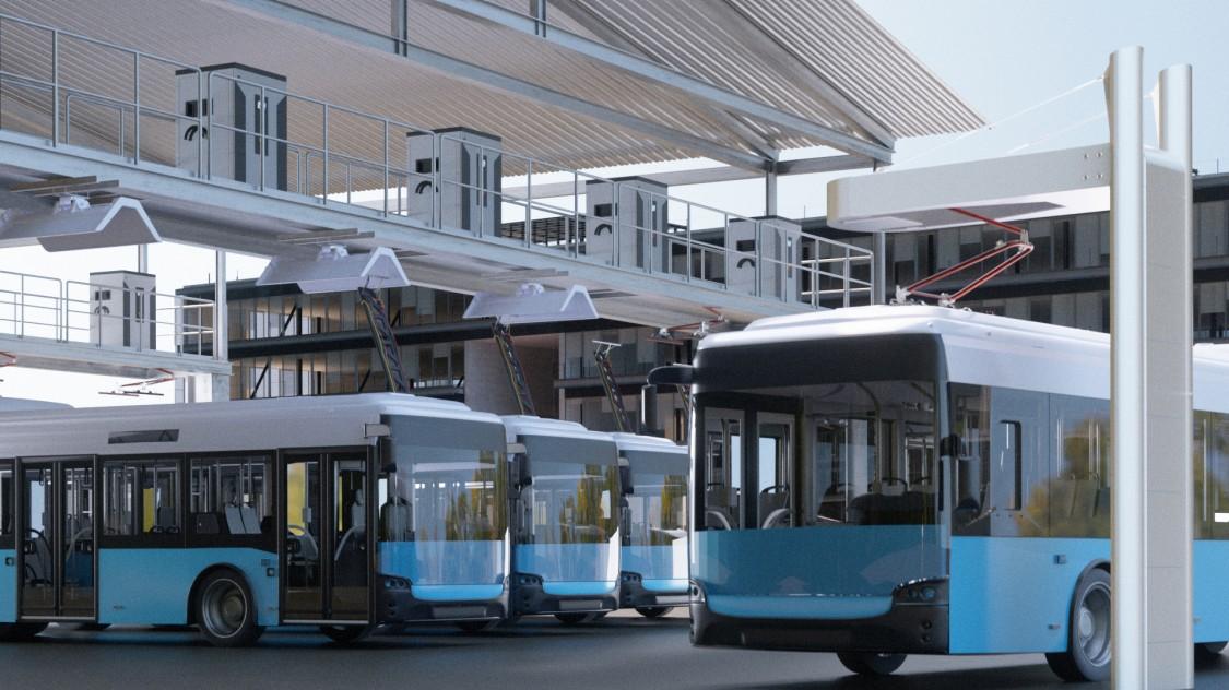 Bus fleets
