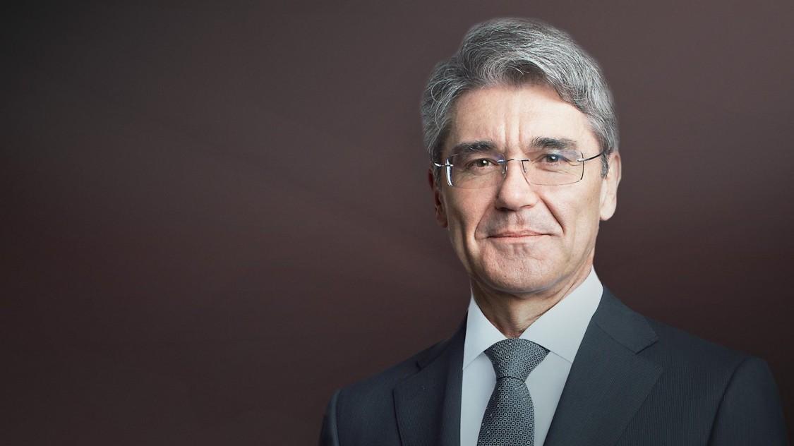 Vorstandsvorsitzende Siemens AG