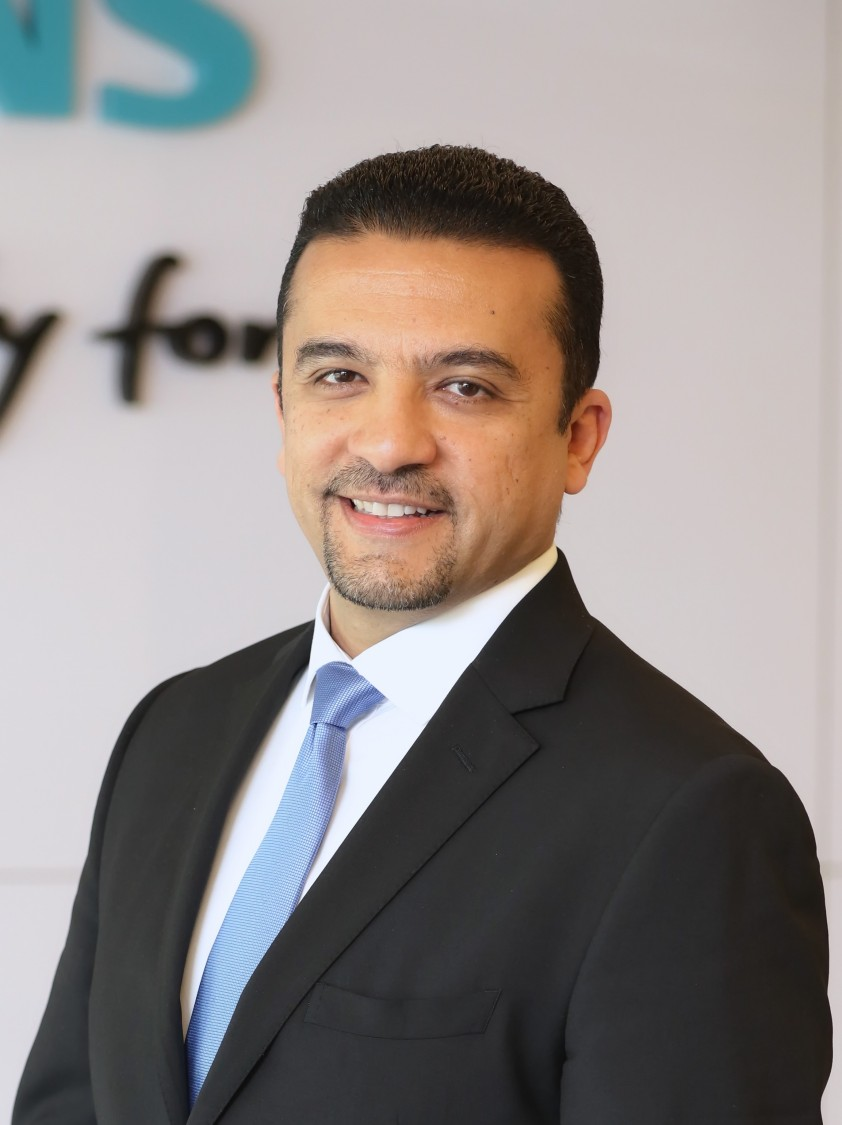 Emad Ghaly, CEO of Siemens Egypt