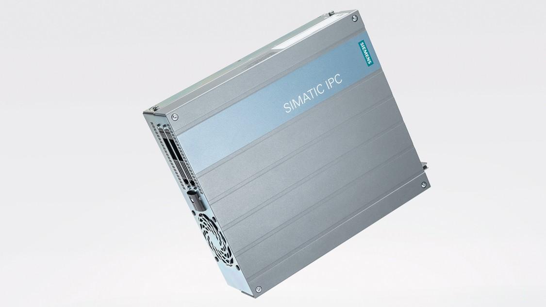 Промисловий вбудований комп'ютер SIMATIC IPC627E