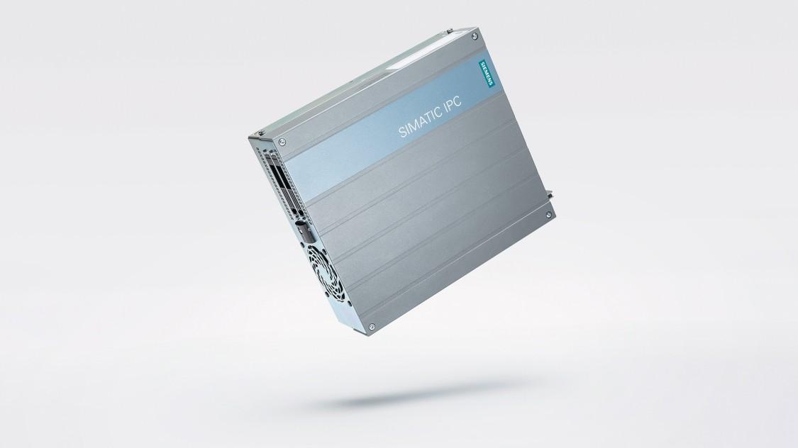 Фото високотехнологічного промислового ПК SIMATIC у блочному виконанні