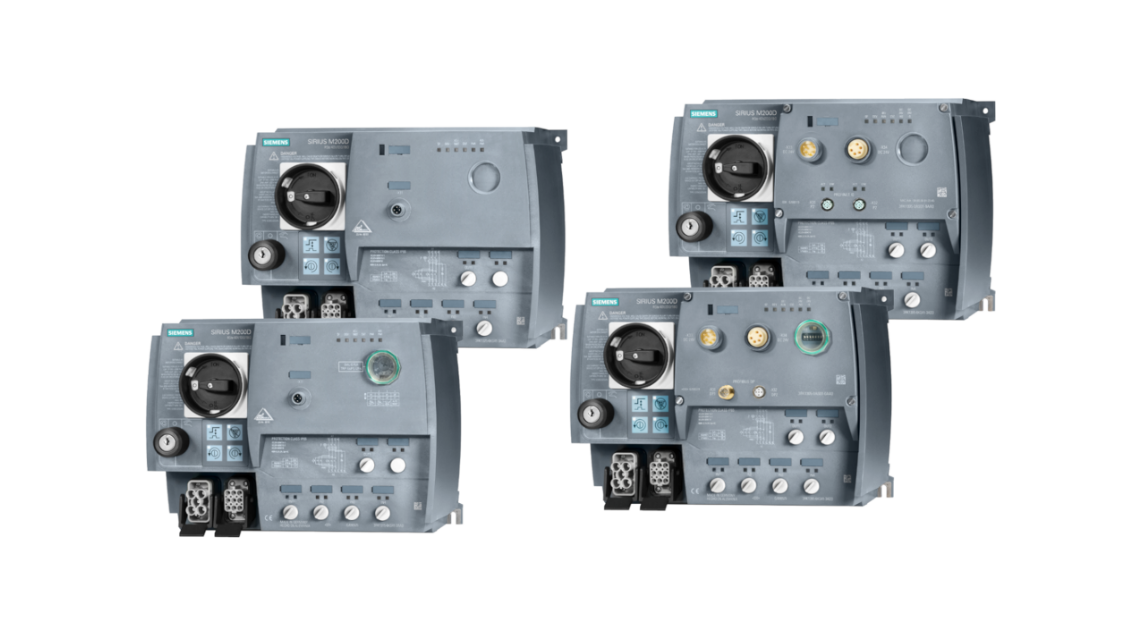 SIRIUS M200D motor starters