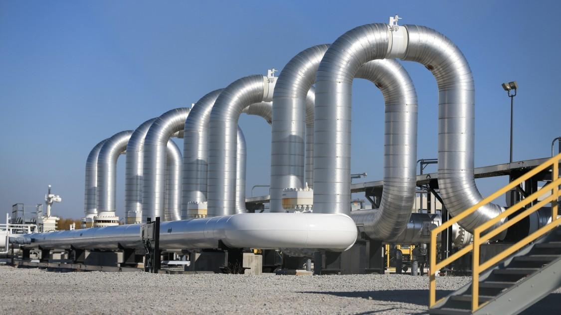 Keystone- Ölpipeline