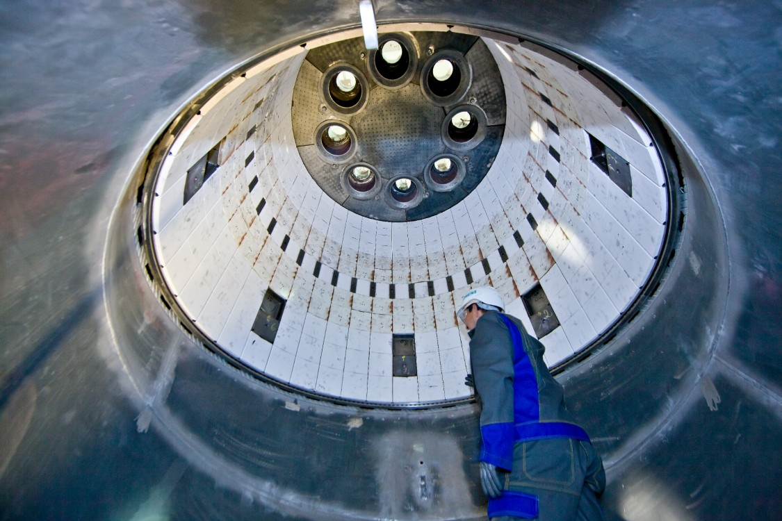 Sgt5 2000e E Class Gas Turbine Siemens Global Website