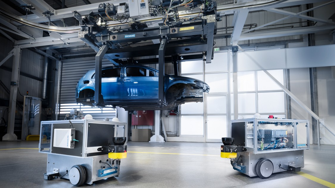 From Automation to Autonomy