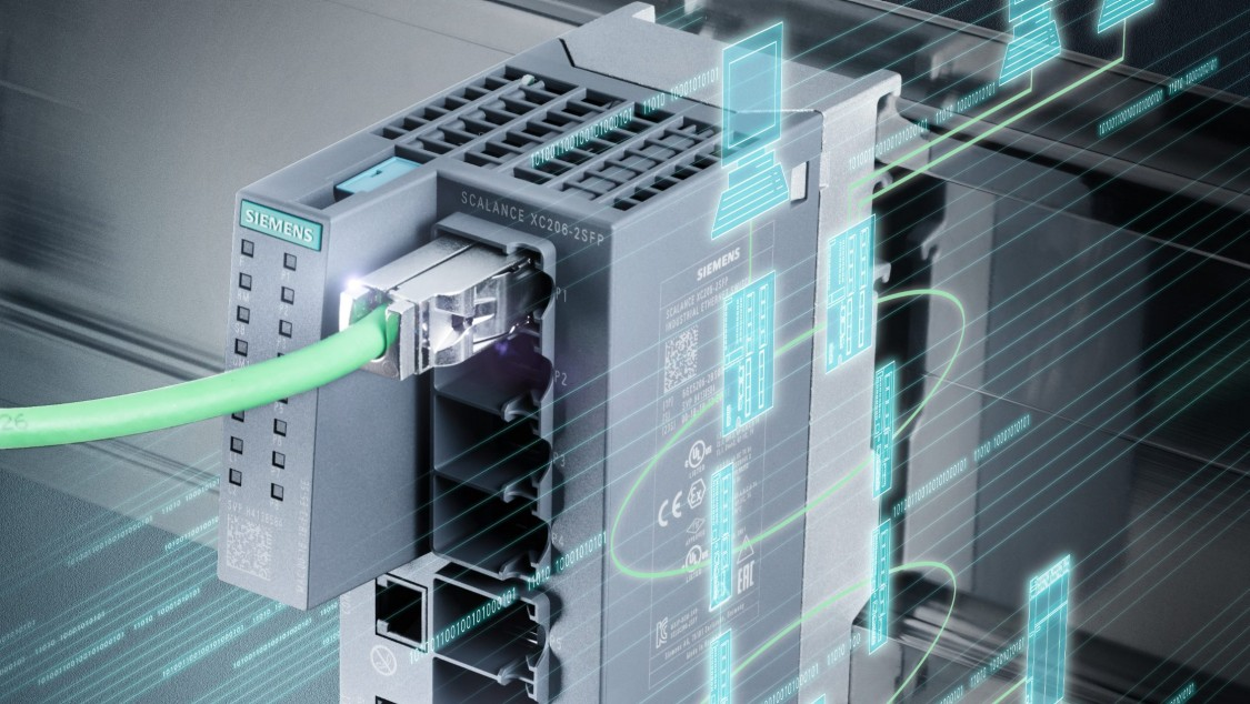 Industrielle Kommunikation und Sicherheit
