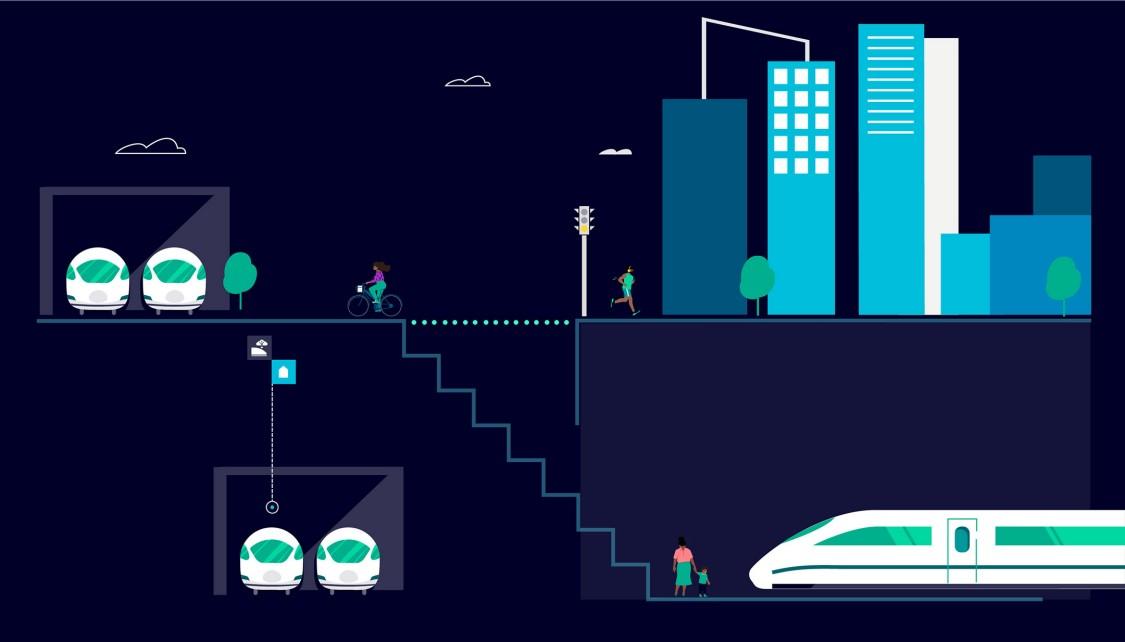 Der Transport der Zukunft