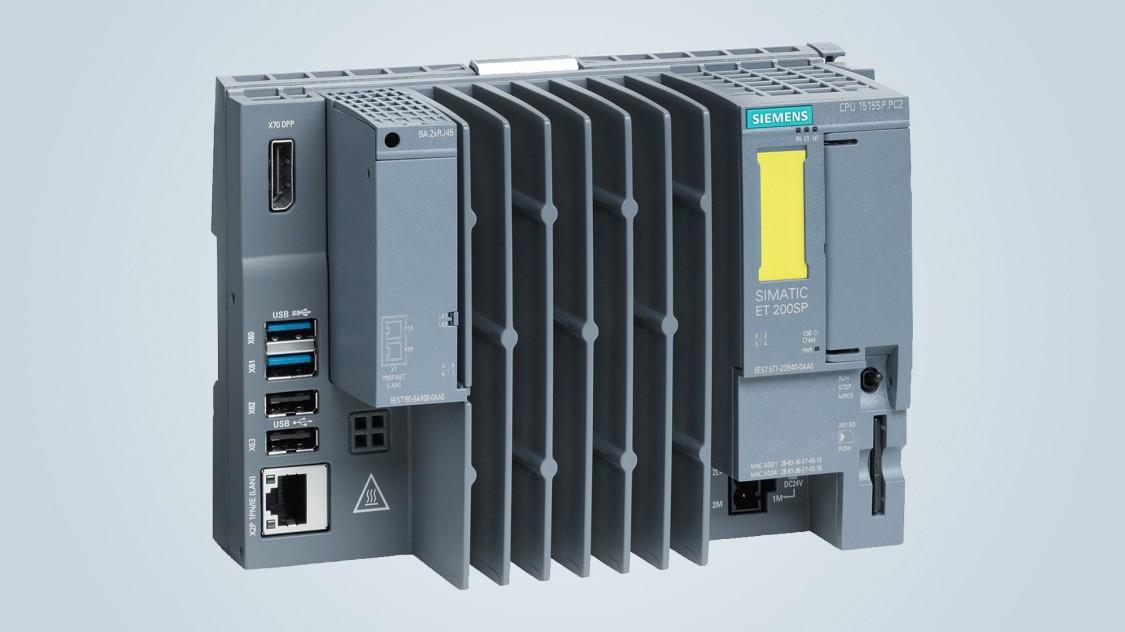 SIMATIC ET 200SP Open Controller