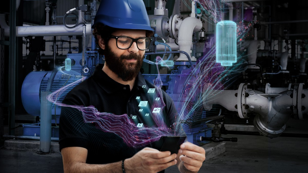 Siemens is presenting Sitrans SCM IQ, a new Industrial Internet of Things (IIoT) solution for Smart Condition Monitoring, at the Hannover Messe 2021. It enables potential incidents to be detected and prevented at an early stage, thus reducing maintenance costs and downtimes, and increasing plant performance by up to ten percent.