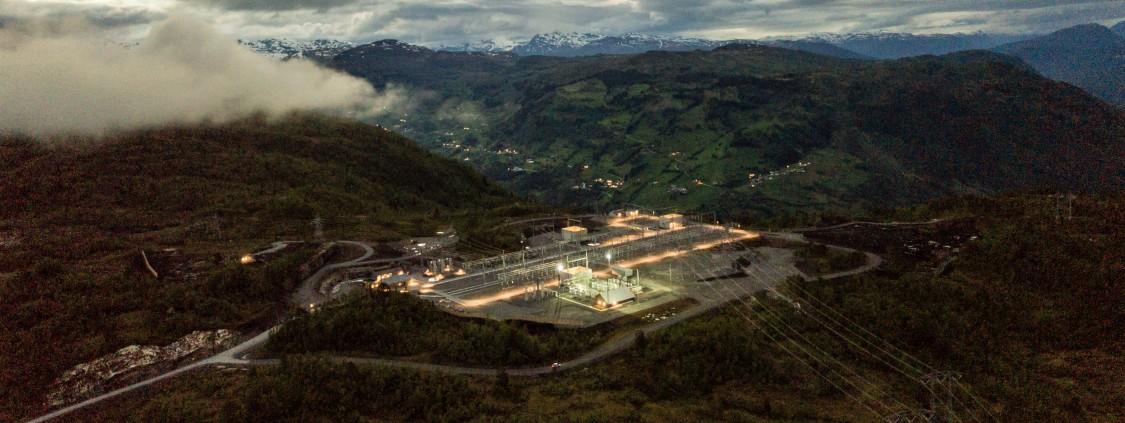 Норвегия извлекает пользу из выработки электроэнергии