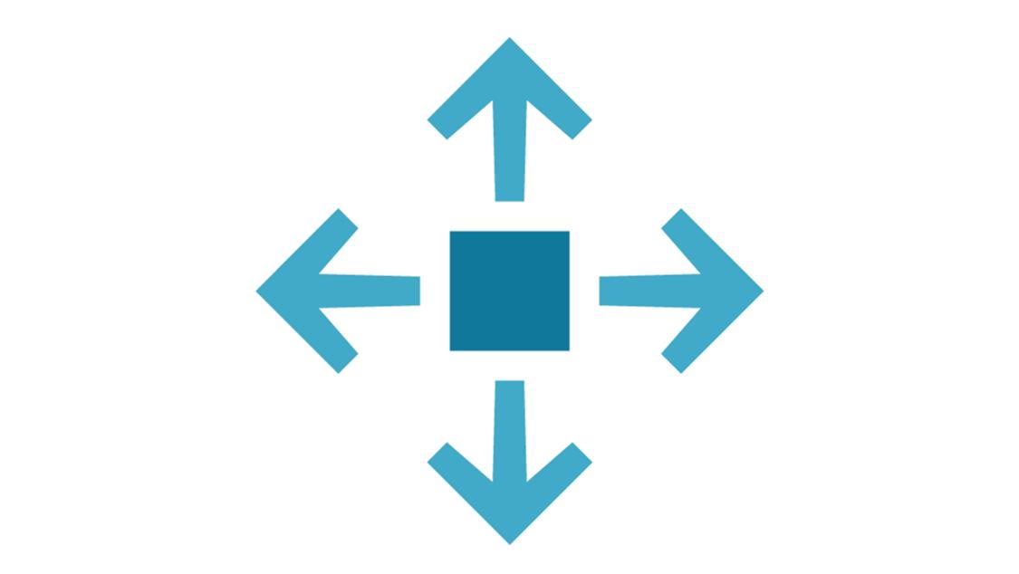 o software está aberto para uma grande variedade de unidades de carregamento
