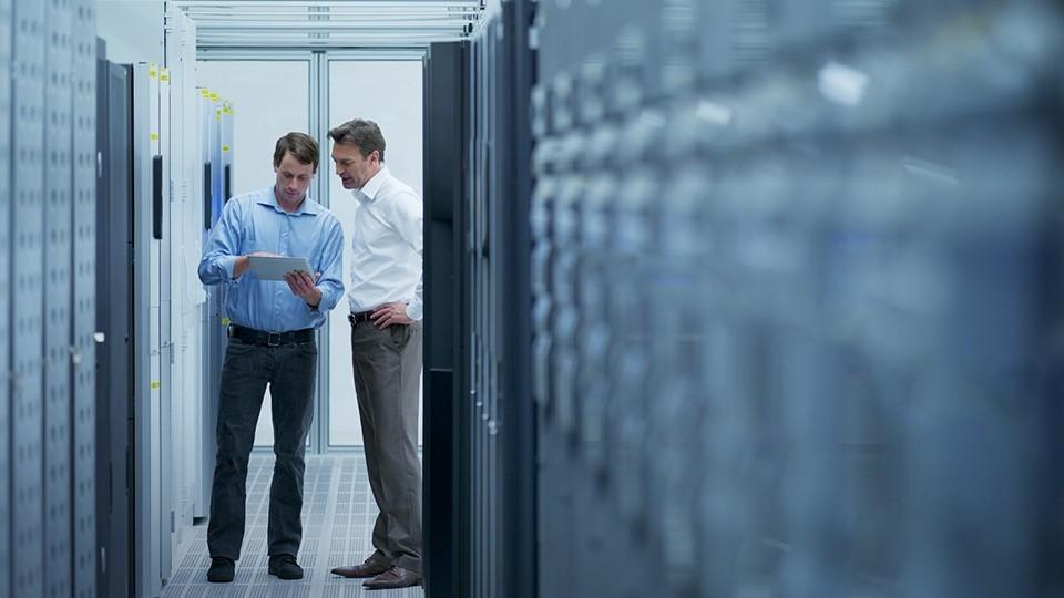 Комплексное энергоснабжение для центров обработки данных