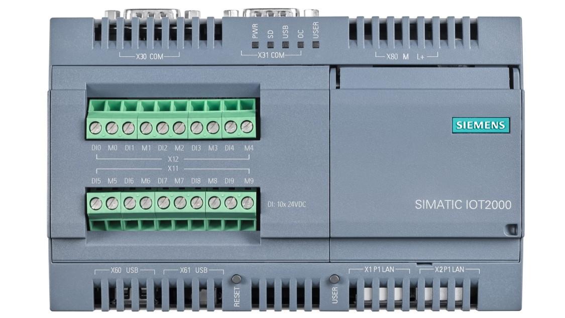 Шлюз даних SIMATIC IOT2040