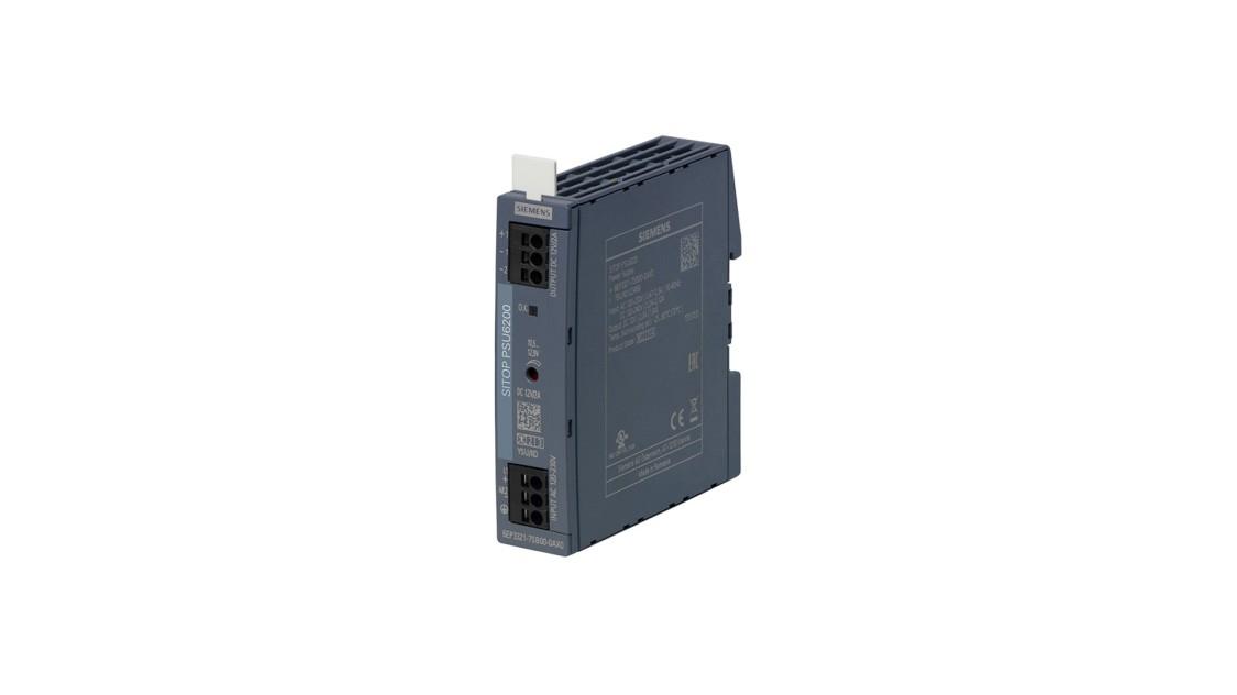 SITOP PSU6200(単相、12 V DC/2 A)、6EP3321-7SB00-0AX0