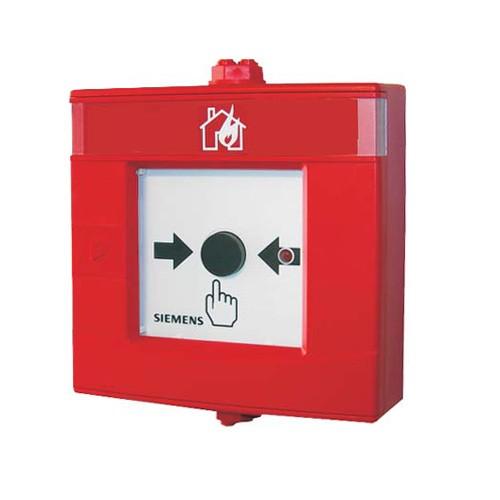Siemens Gebäudetechnik | Brandmeldung | Handfeuermelder