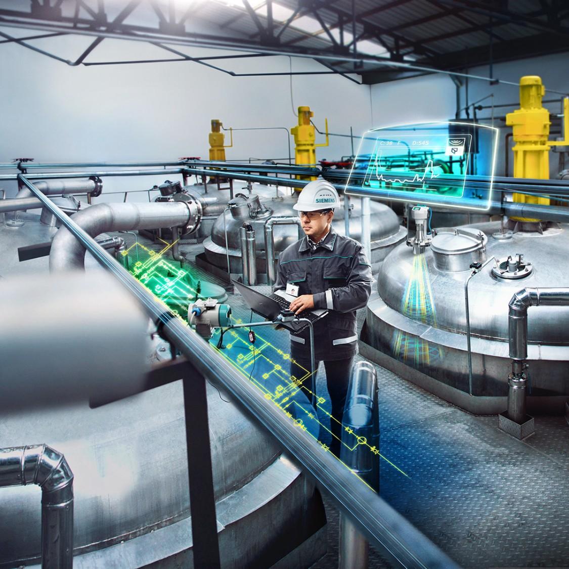 Process Instrumentation | Industrial Automation | Siemens