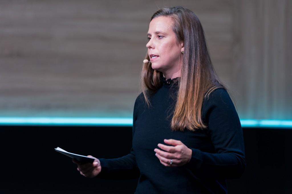 Andrea Kollmorgen at IAA Mobility 2021