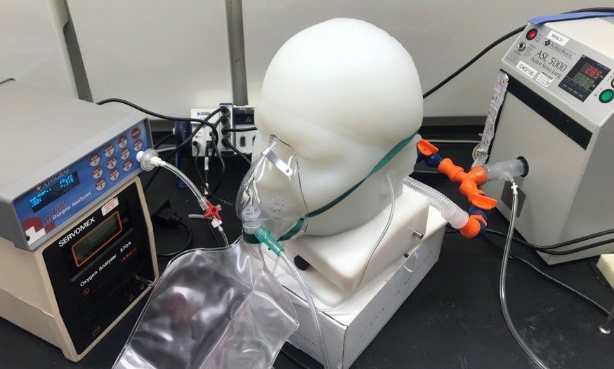 Digitaler Zwilling von Beatmungsgeräten