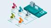 Grafik der SIMATIC Robot Integrator App mit der neuen Universal-Bibliothek