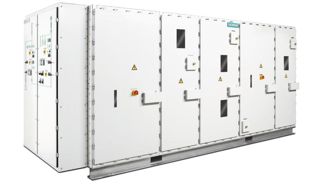 Генераторное распределительное устройство VB1  до 140 МВт