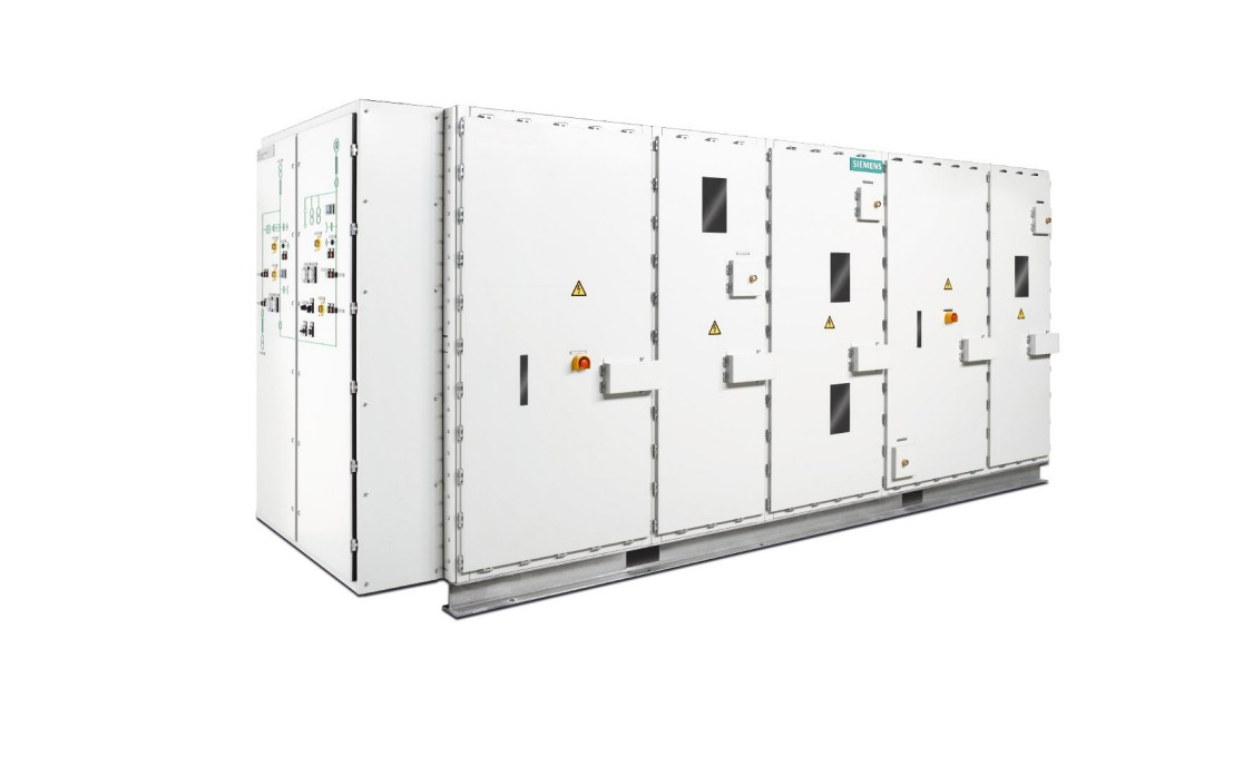 VB1 Generator Switchgear VB1 GBS VB1 GCB Generator Switchgear up to 72 kA Generator Switchgear for power plant up to 140 MW VB1 Generatorschaltanlage  Generatorschaltanlage bis 72 kA Generatorschaltanlage für Kraftwerke bis 140 MW