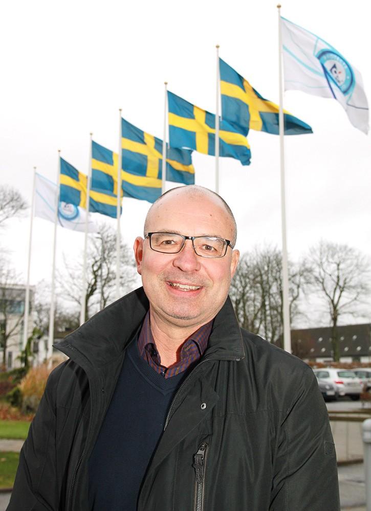 Rickard Svensson, projektledare på Tetra Pak.