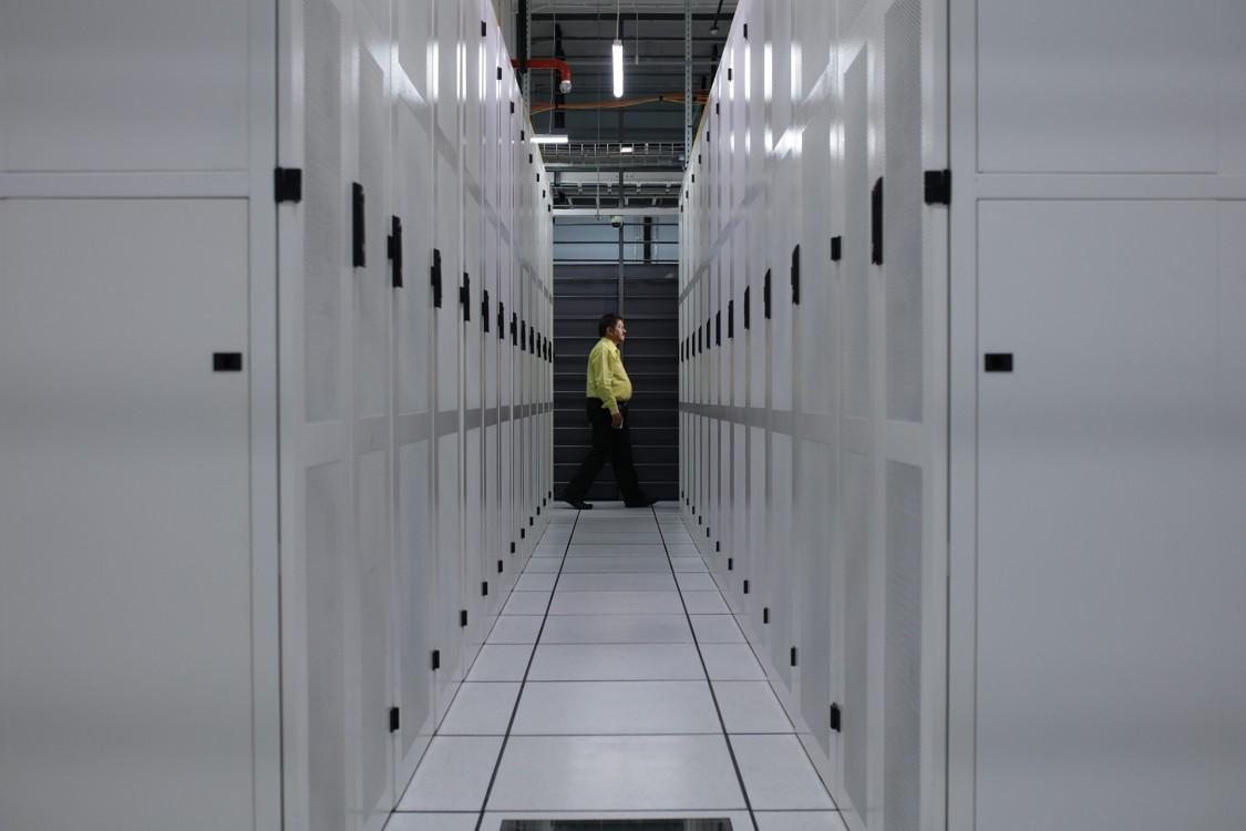 A high-performing data  center for NxtGen