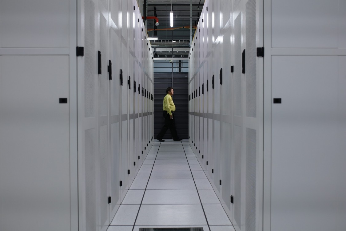 data center for NxtGen