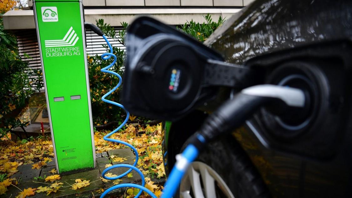 Stresstest Elektromobilität für die Stadtwerke Duisburg